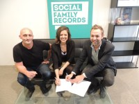 Amber Lawrence signs to Social Family Records