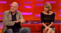 John Cleese and Taylor Swift
