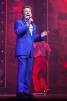John Paul Young in Grease, regent theatre melbourne 2014