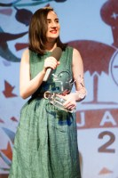 Meg Mac, J Awards photo by Ros OGorman
