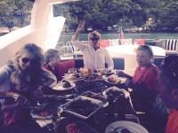 Rod Stewart Lunch on Xanadu music news noise11.com