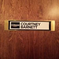 Courtney Barnett on Conan, music news, noise11.com