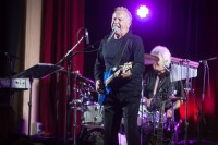 Normie Rowe and the Playboys perform at Memo Music Hall St Kilda on Saturday 6 June 2015. Photo by Ros O'Gorman
