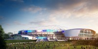 The new look for Rod Laver Arena