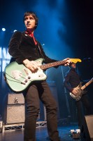 Johnny Marr performs at the Forum in Melbourne. Photo by Ros O'Gorman