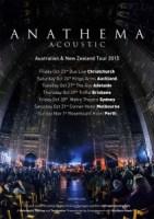 Anathema Australian tour 2015