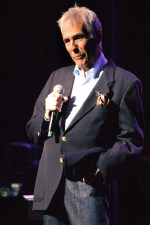 Burt Bacharach performs at the Palais Theatre in St Kilda on Wednesday 28 October 2015. Photo by Ros O'Gorman