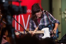 Courtney Barnett . Photo by Ros O'Gorman