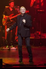 John Farnham The Age Music Victoria 10th Anniversary Hall of Fame Concert inducts Victorian music legends at the Palais in St Kilda on Friday 20 November 2015.