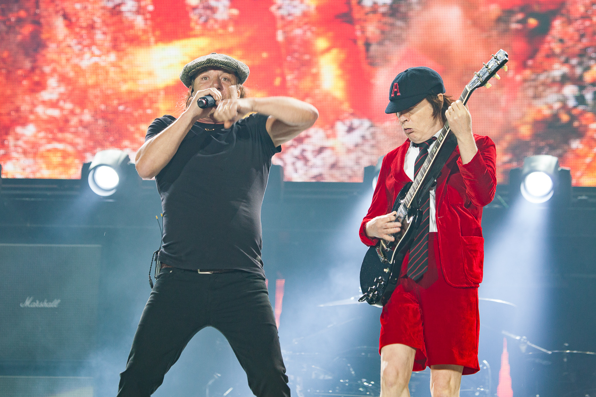 AC/DC Is Over Angus Young Just Accept It - Noise11.com