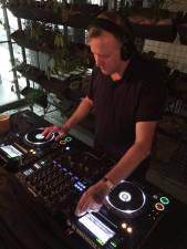 DJ Albo in Brisbane