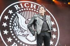 Richie Ramone photo by Ros O'Gorman