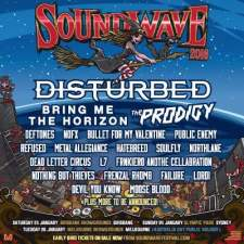 Soundwave 2016