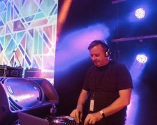 DJ Albo at Carriageworks for FBI Radio