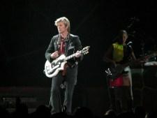 David Bowie 2004 Rod Laver Arena. Photo by Ros O'Gorman