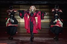 Madonna, Rod Laver Arena Rebel Heart Tour. Photo by Ros O'Gorman
