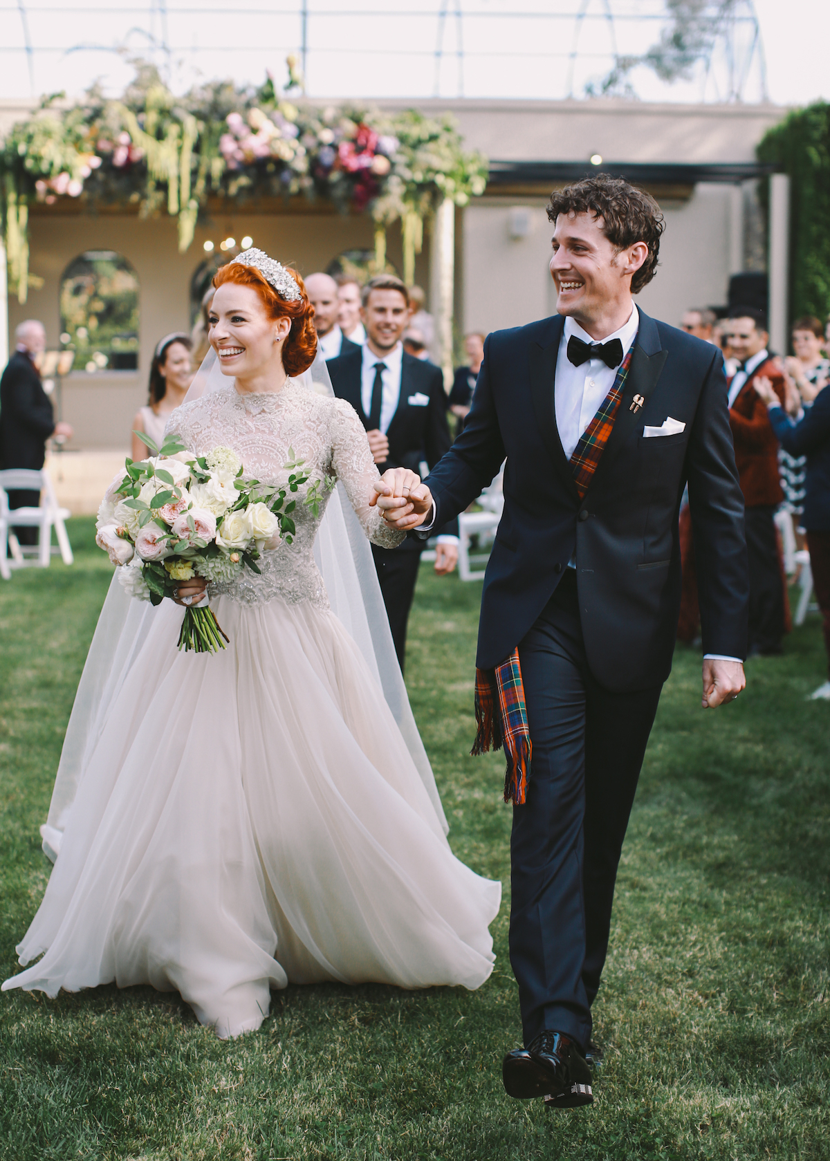 Wiggles Emma Watkins and Lachy Gillespie Marry - Noise11.com