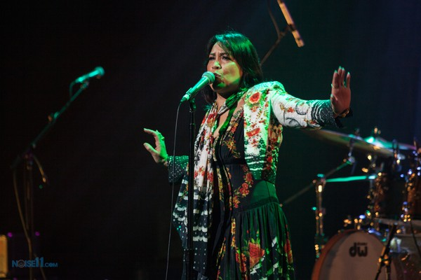 Kate Ceberano performs at APIA Good Times Tour at the Palais Theatre in St Kilda on Saturday 28 May 2016. Photo by Ros O'Gorman http://www.noise11.com