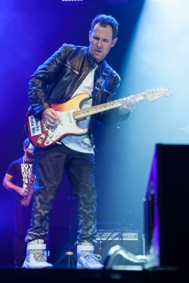 Ros O'Gorman photo Culture Club perform at Rod Laver Arena in Melbourne on Friday 10 June 2016.
