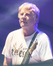 Rick Parfitt Status Quo performing at Deni Bluesfest in Deniliquin on Sunday 31 March 2013. Photo by Ros O'Gorman
