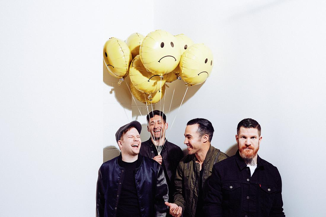 Fall Out Boy Returns with New Single 'Young and Menace'