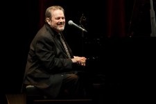 Jimmy Webb performs at the Recital Centre in Melbourne on Tuesday 27 June 2017. Photo by Ros O'Gorman