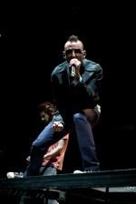 Chester Bennington Linkin Park. Photo by Ros O'Gorman