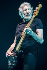 Roger Waters played Rod Laver Arena Melbourne on Saturday 10 February 2018. Roger Waters is performing his Us and Them Australian tour. Photo Ros O'Gorman