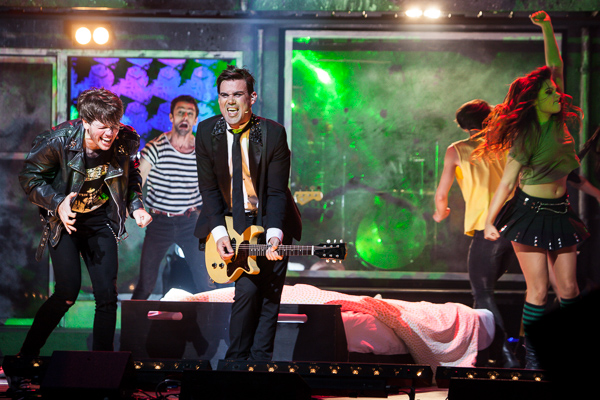 Green Day's American Idiot. Photo by Ros O'Gorman