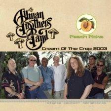 Allman Brothers Peach Picks