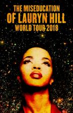 The Miseducation of Lauryn Hill tour 2018