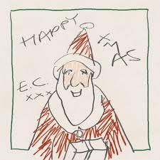 Eric Clapton Happy Xmas