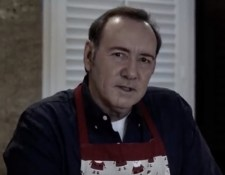 Kevin Spacey as Frank Underwood in Let Me Be Frank video