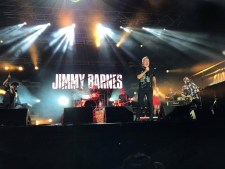 Jimmy Barnes at Red Hot Summer
