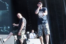 Hilltop Hoods photo by Ros O'Gorman