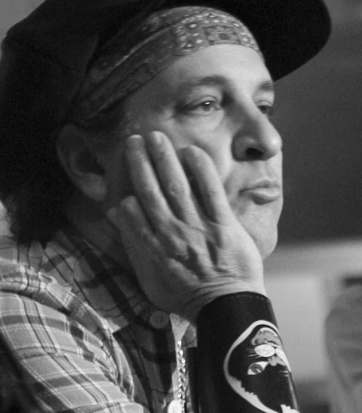 Sylvain Sylvain of New York Dolls starts GoFundMe as he battles cancer -  Noise11.com