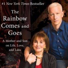 Anderson Cooper and Gloria Vanderbilt