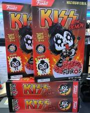 Kiss Demon Cereal