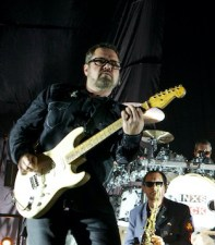 Andrew Farriss of INXS photo by Ros O'Gorman