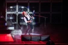 Eddie Van Halen of Van Halen photo by Ros O'Gorman