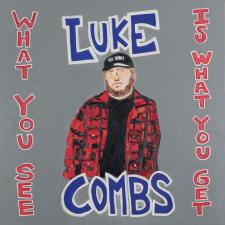 Luke Combs What You See Is What You Get