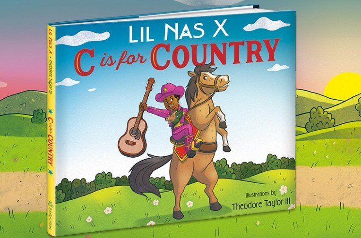 Lil Nas X Releases Kids Book