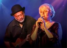Debra Byrne and Dion Hirini