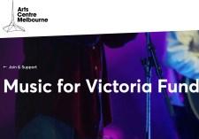 Music for Victoria Fund