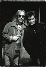Tom Petty and Marty Stuart