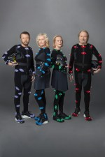 IMAGE ABBA Mo Cap Suits Portrait Credit Baillie Walsh
