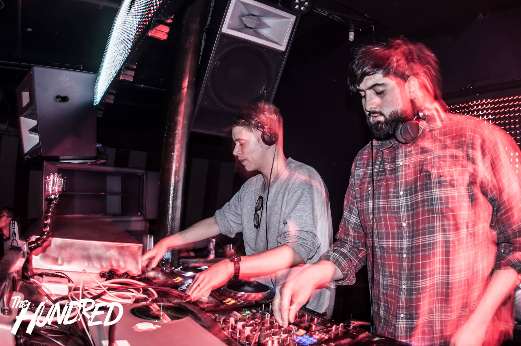 Digitalism at Club Vinyl, February 2014
