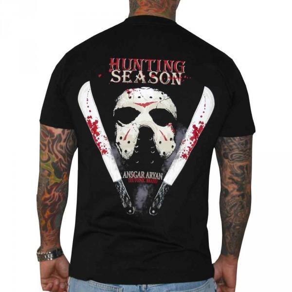 Ansgar Aryan Hunting Season T-Shirt