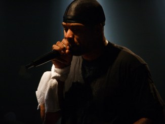 Method Man Performs in 2010