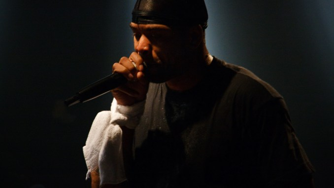 Method Man Performs in 2010